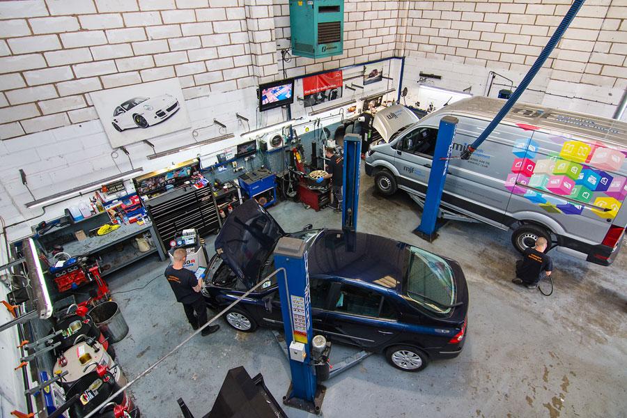 Workshop Based Mechanic Services